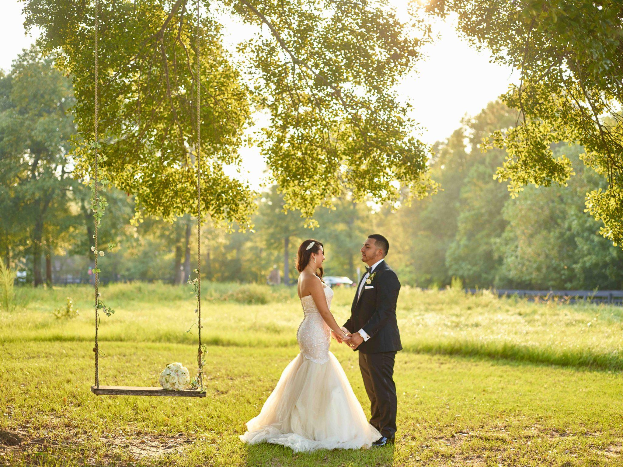 Conroe Wedding Photographer - Carriage House - Xavier & Audrey ...